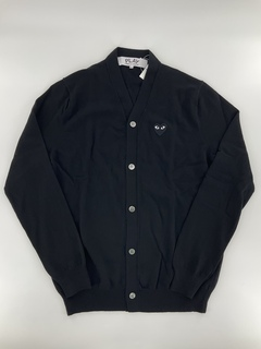 Wool cardigan(M) - PLAY COMME des GARCONS(mens)