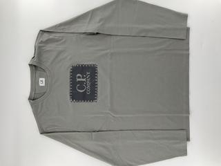 30/1 Cotton jersey t-shirts - C.P. COMPANY